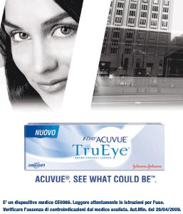 lenti a contatto 1•DAY ACUVUE® TruEye™
