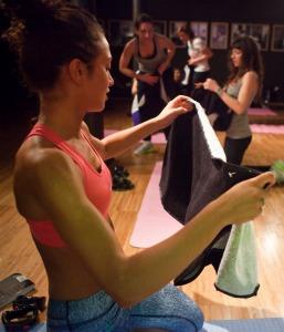 Melissa Satta e Nike Free Fusion