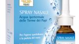 Spray Nasale Terme dei Papi