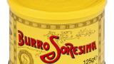 Il tradizionale Burro Soresina da panna di latte fresca di centrifuga
