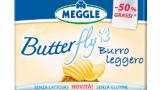 Il ButterFly, burro light di Meggle