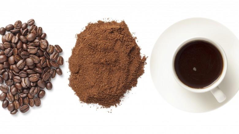 Combatti la ritenzione idrica con il caffè