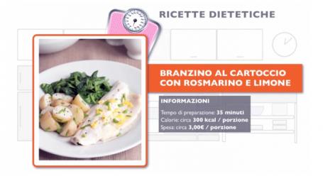Video ricetta: Branzino al forno con limone e rosmarino