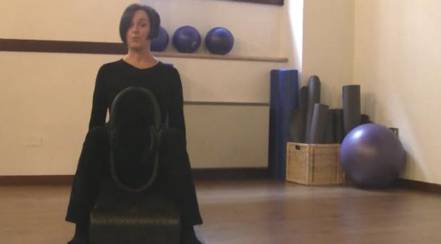 Video esercizio per interno coscia con il circle starbene for Interno coscia in palestra
