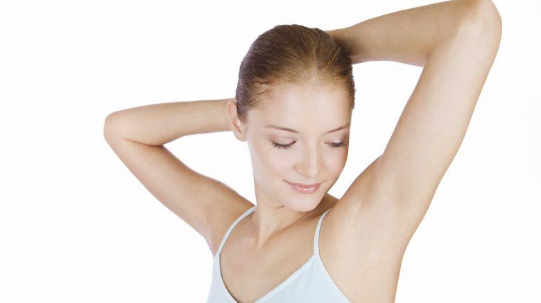 Pelle sensibile: deodorante con il bicarbonato fai da te