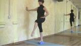 pilates gambe braccia