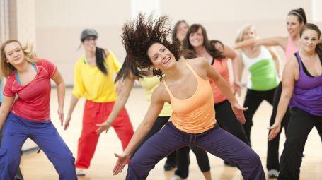 Fitness ballo zumba