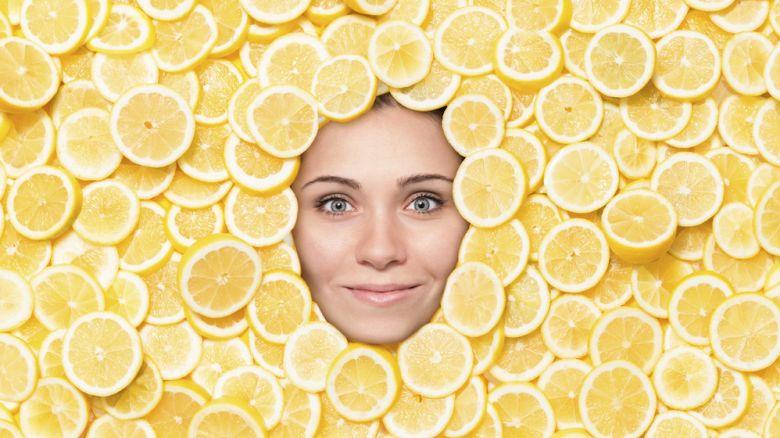 Vitamina C e pelle: creme e maschere