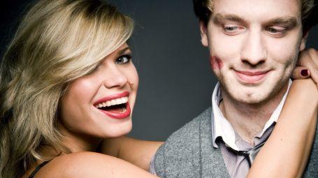 coppia felice rossetto