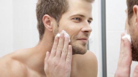 crema uomo barba