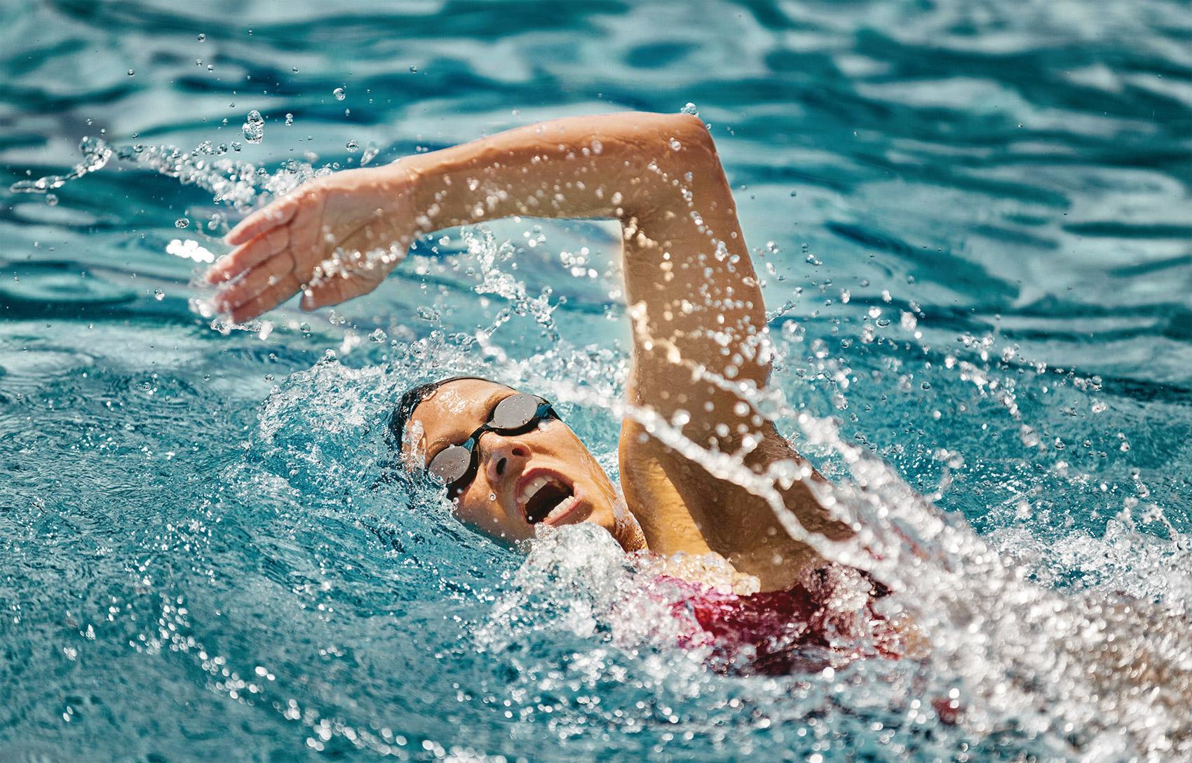 Nuoto le dritte per migliorare starbene - Piscina montichiari ...
