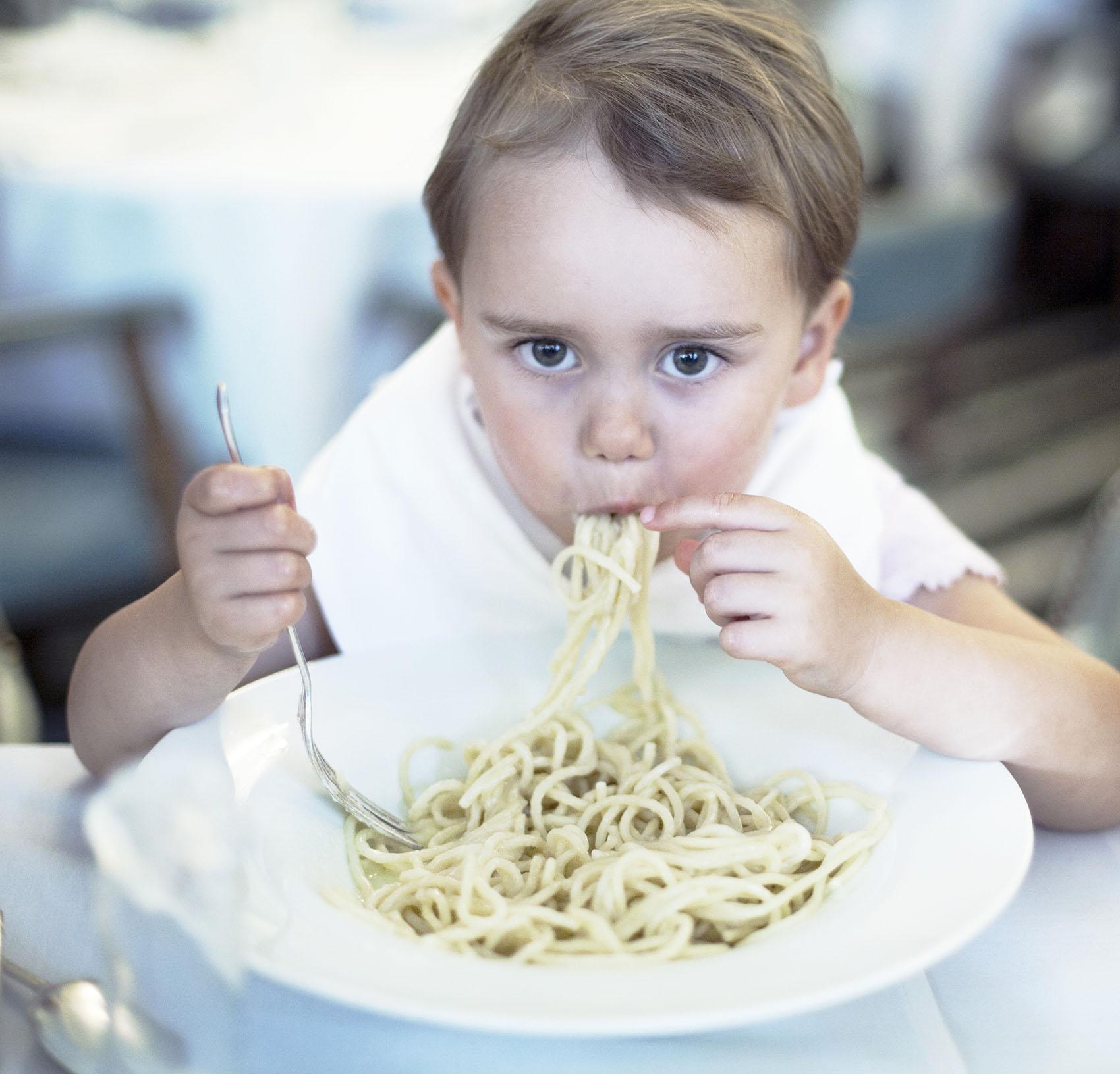 Tuo figlio mangia solo pasta in bianco cosa fare starbene for Marchi di pasta da non mangiare