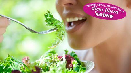 La dieta libera di Starbene, il menu salvatempo