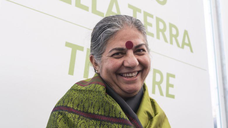 Vandana Shiva: le donne salveranno il pianeta