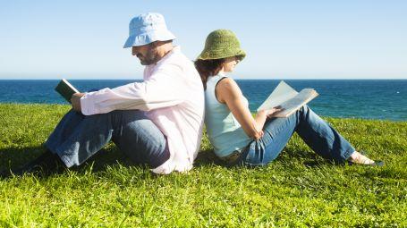 Assapora il piacere di leggere con lentezza
