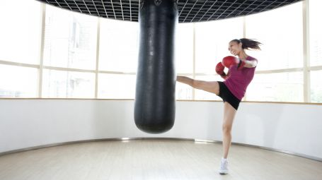 In forma con la Muay Thai