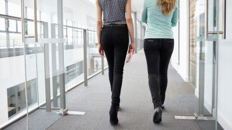 Donne in ufficio
