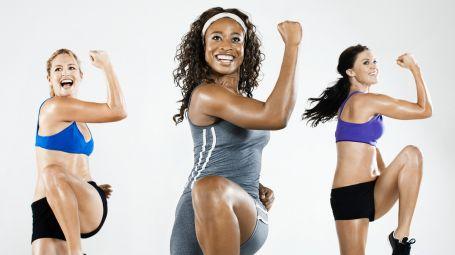Workout a ritmo di musica