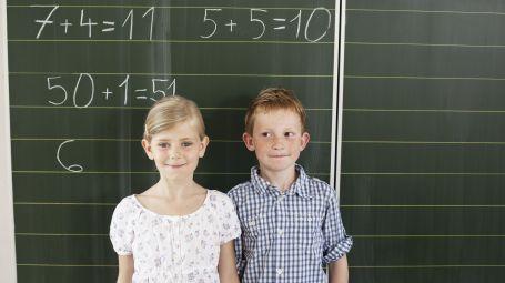 Scuola, matematica