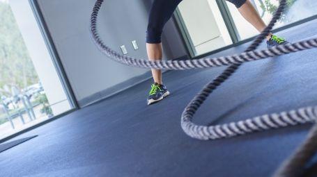 Workout con funi