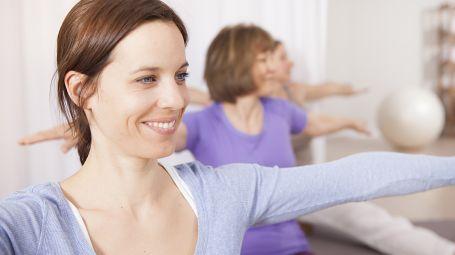 Tonifica i muscoli con il Pilates