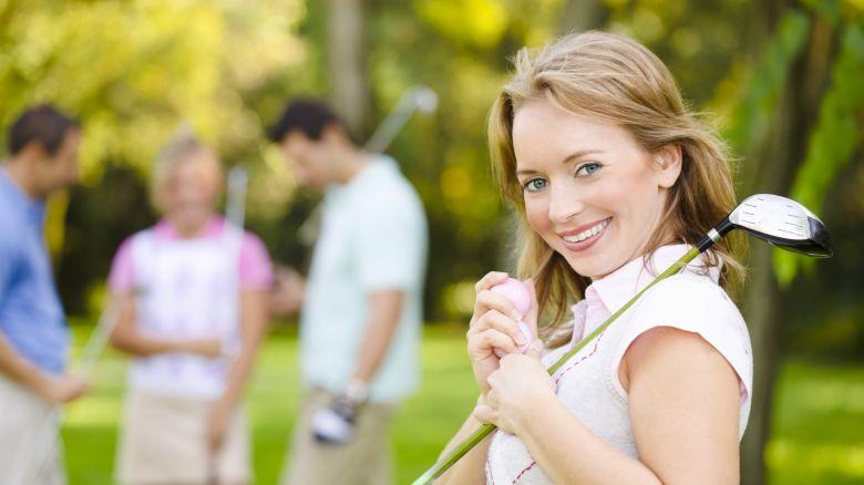 5 buoni motivi per giocare a golf