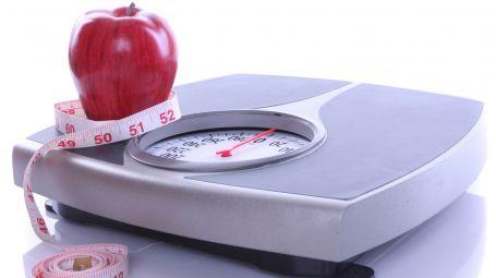 bilancia dieta metro mela