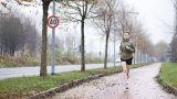 corsa pioggia