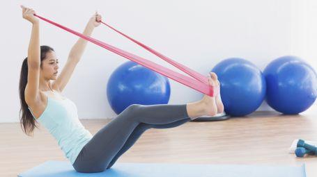 elastico ginnastica