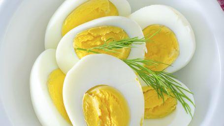 Con 3 uova al giorno campi cent'anni