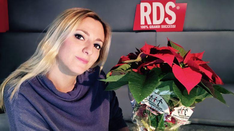 Giuditta Arecco, testimonial Ail