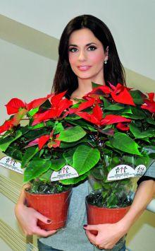 Rossella Brescia, testimonial Ail