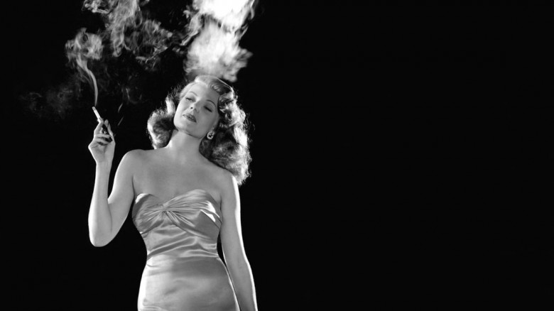 Rita Hayworth nel film