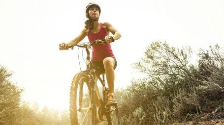 Bici: lo stretching dopo l'allenamento