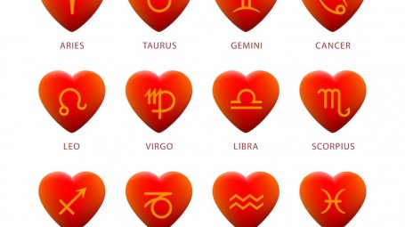 Horoscope Signs Hearts