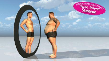 Dieta: come passare dalla 56 alla 46