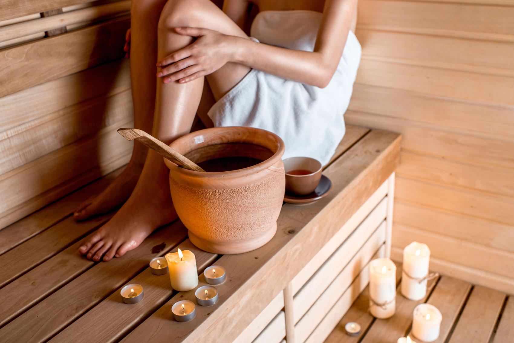 Sauna 10 regole per evitare l 39 imbarazzo - Sauna o bagno turco ...