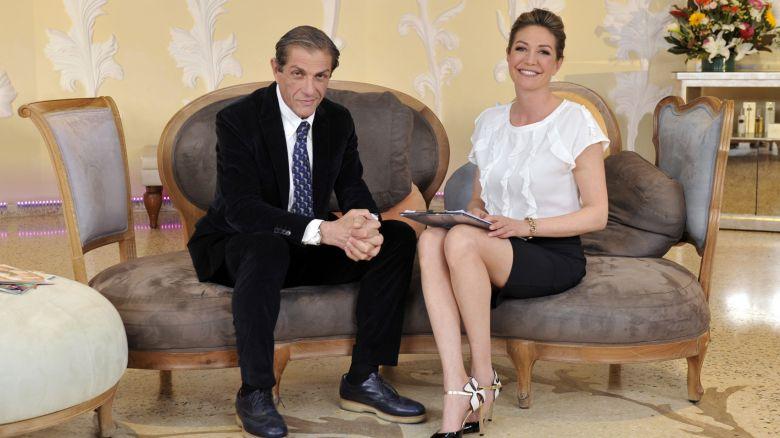 Il professor Ascanio Polimeni intervistato da Tessa Gelisio