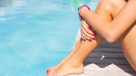 Lo sfaldamento delle unghie dei piedi
