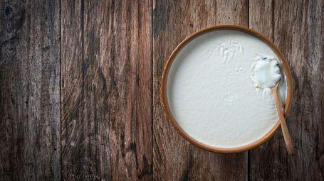 yogurt fermentato latte