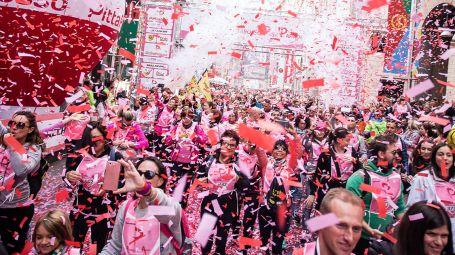 PinkParade, di corsa contro il tumore al seno