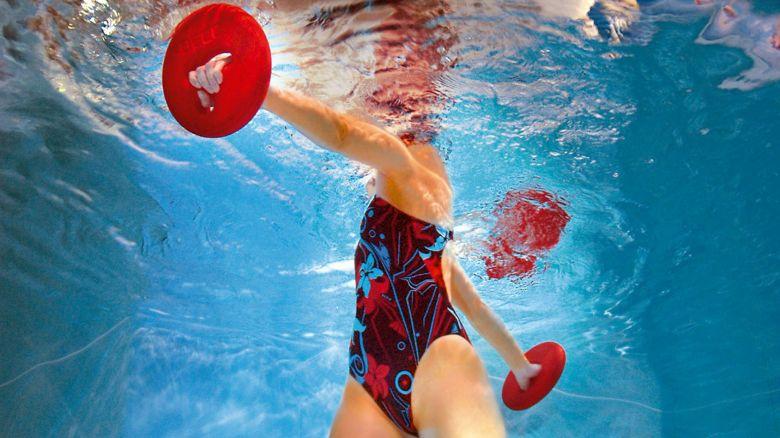 Fitness: le novità in piscina