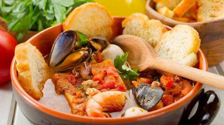 Zuppa di pesce – La ricetta