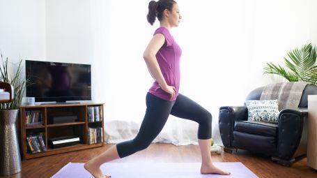 Aerobica: gli esercizi che puoi fare a casa