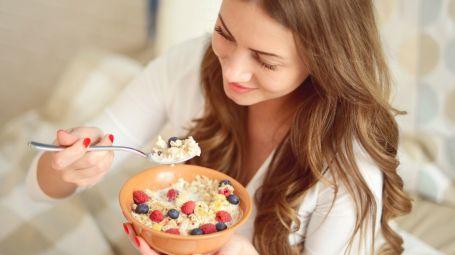 donna lamponi dieta