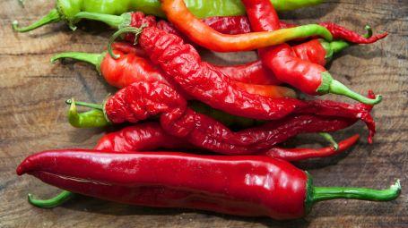 Dieta: perdi peso con il peperoncino