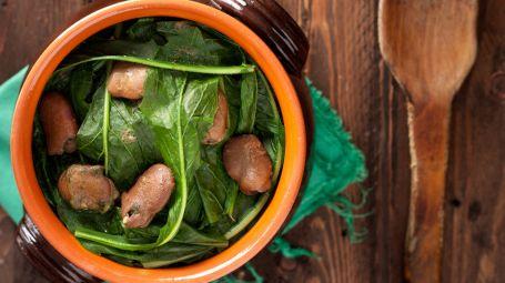 Zuppa di fave e cicoria – La ricetta