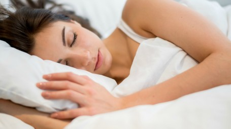 donna dorme