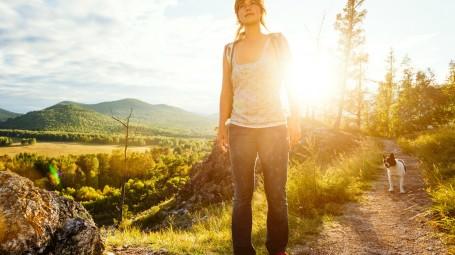 Il workout per il trekking