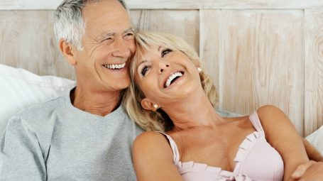 Sesso in menopausa: lo spray per il piacere